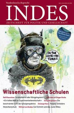 Cover Ausgabe 3-2014: Wissenschaftliche Schulen